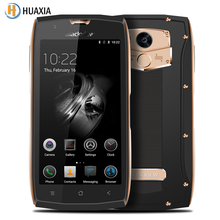 "Blackview BV7000 Pro Waterproof IP68 Shockproof 5.0""Android 6.0 Octa Core 4GB RAM 64GB ROM MTK6750T Fingerprint Mobile Phone"