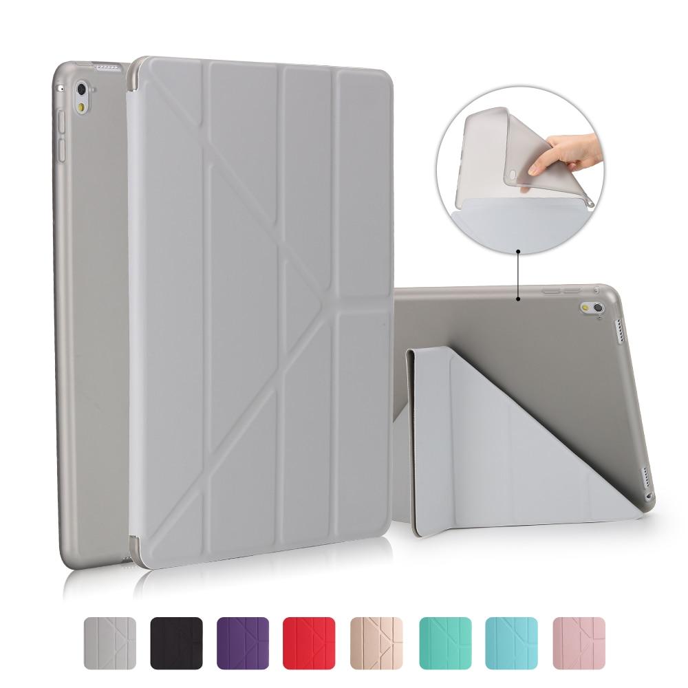 IPad Pro 9.7 Case PU Leather TPU үшін iPad Pro 9.7 A1673 A1674 - Планшеттік керек-жарақтар - фото 6