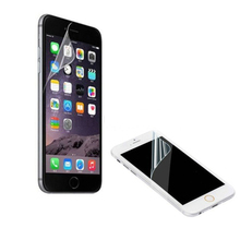 10pcs Front HD Screen Protector for iPhone 5 5s SE 6 6s 7 Plus 6Plus Glossy Guard High Clear protective film for iphone6
