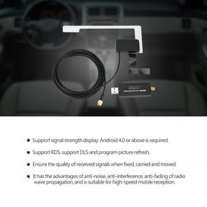 Image 4 - מיני רכב דיגיטלי רדיו מקלט USB DAB DAB + רדיו דיגיטלי אנדרואיד ניווט לרכב דיגיטלי רדיו מקלט