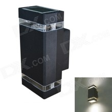LED Outdoor Wall Lamp Light With 2 Lights, Outdoor Lighting Porch Lights waterproof  wall sconces