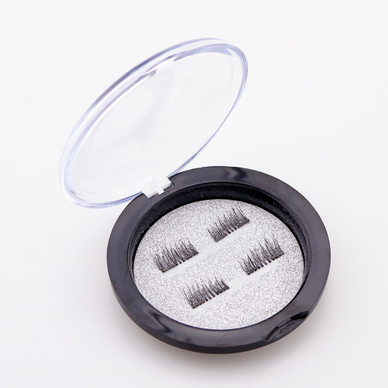 duplo Cílios Postiços maquiagem cílios cílios Extensão