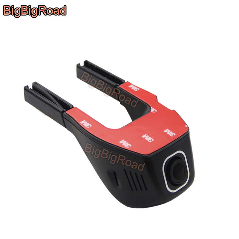 BigBigRoad For Mazda CX5 CX-5 CX4 CX-4 CX-7 CX7 2 3 5 6 8 323 Car Dash Cam Wifi DVR Dual Camera Car Video Recorder