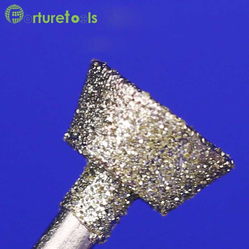 диамант монтирани точилна игла - Абразивни инструменти - Снимка 4