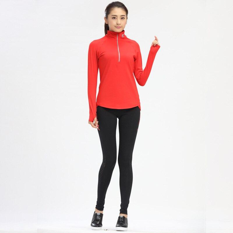 Podzimní zimní milenci Muži Ženy Fitness obleky Rychleschnoucí - Sportovní oblečení a doplňky - Fotografie 4