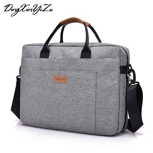 New Unisex Oxford Shoulder Bags Men Office Bag For Laptop Casual Men s  Handbag leisure male Female 5b7202cfe576b