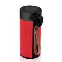 Cylinder Bluetooth Głośnik Wodoodporny IPX5 Przenośny Odkryty Sport Bluetooth Stereo Subwoofer Dużej Mocy dla Smartphone, PC