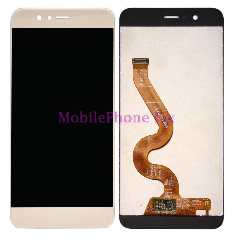 Assemblée de numériseur d'écran tactile d'affichage à cristaux liquides pour Huawei Nova 2 Plus pièces de rechange testées