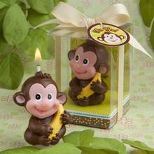 Fashion Children Birthday Party Candles Decoration Birthday  Candle Smoke-free Chinese Zodiac Sign Birthday Candles