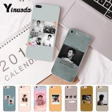 Yinuoda Shawn Mendes Novelty Fundas Phone Case Cover for