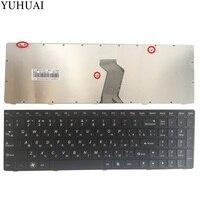 Original Russian Keyboard For Lenovo G580 Z580 V580 V580C Z580A G585 Z585 RU BLACK FRAME