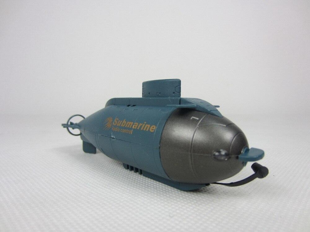 777-216 Mini Brinquedos de Controle Remoto RC Racing Barco Submarino com 40 MHz Transmissor RC FSWB
