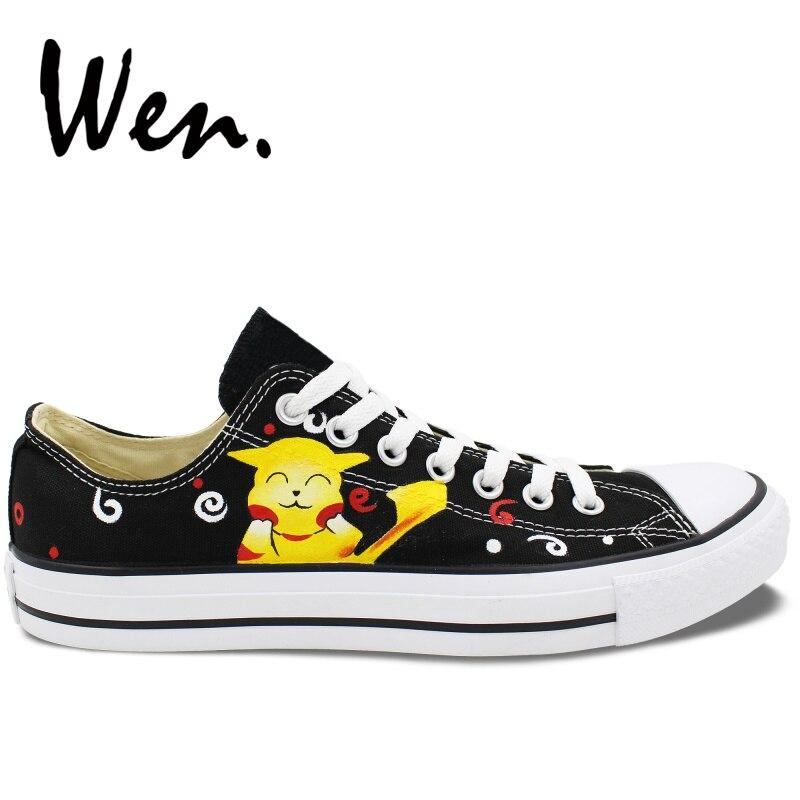 Custom Pokemon Pikachu Anime Design by