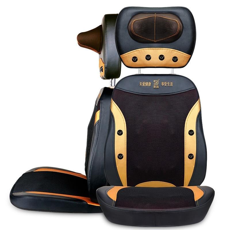 Massage device full body electric cheap massage chair sofa relax Muscle cushion buttocks roller massager matmassage