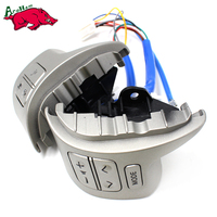 Harbll Free Shipping 84250 02200 New Steering Wheel Control Button Switch For Toyota Corolla OEM 2007