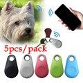 5PCS/lot GPS Tracker Kids Pets Wallet Anti Lost Smart GPS Tracker Finder Locator Car Phone Keys Alarm Locator