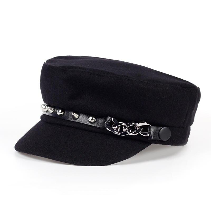 2017 vende diretamente da fábrica fastion unisex algodão jornaleiro chapéu mulheres boina chapéus homens chapéu do inverno tampas quentes ao ar livre por atacado