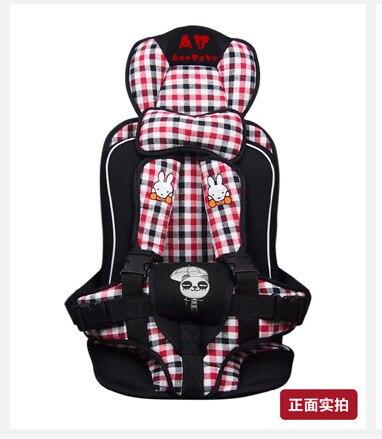 Высокое Качество Двойного назначения Baby Car Seat Портативный Автомобиль Мальчик в Девочке Безопасности Ребенка Стул Подушки Для Кормления ребенка автокресло для детей