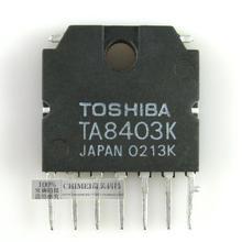 Envío gratis * (10) exploración de campo TA8403K salida de campo IC chip integrado TV televisión bloqueo de campo de sonido