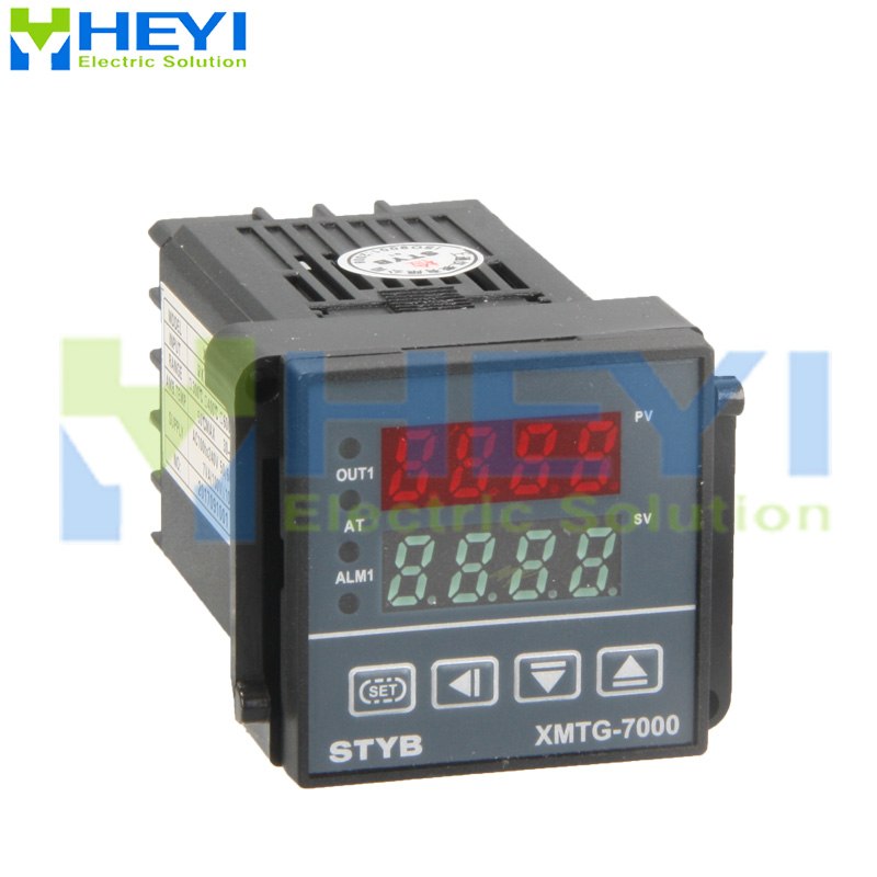 XMTG-7000 Series Temperature Controller Can Add Need Functions New Multi-function Temperature Controller (Please Contact Custome