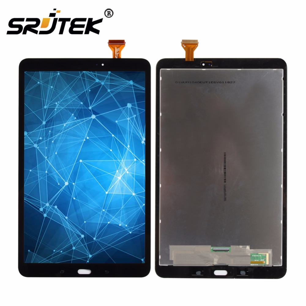 Srjtek 10.1 For Samsung Galaxy Tab A 10.1 T580 T585 SM-T580 SM-T585 LCD Display Matrix Touch Screen Digitizer Sensor Assembly srjtek 8 inch for samsung galaxy note 8 n5100 3g lcd display panel touch screen digitizer assembly