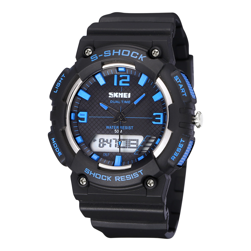 New Products Fashion Men Military Swimming Sports Watch Outdoor Fashion Quartz Waterproof Men Multi-function Watch Plastic StrapNew Products Fashion Men Military Swimming Sports Watch Outdoor Fashion Quartz Waterproof Men Multi-function Watch Plastic Strap