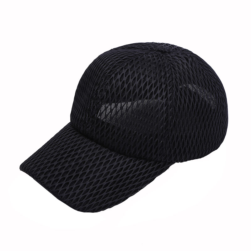 87674bc6eca Unisex Breathable Messy Bun Running Cap Girls Outdoor Sport Tennis Caps  Summer Sports Mesh Hats for