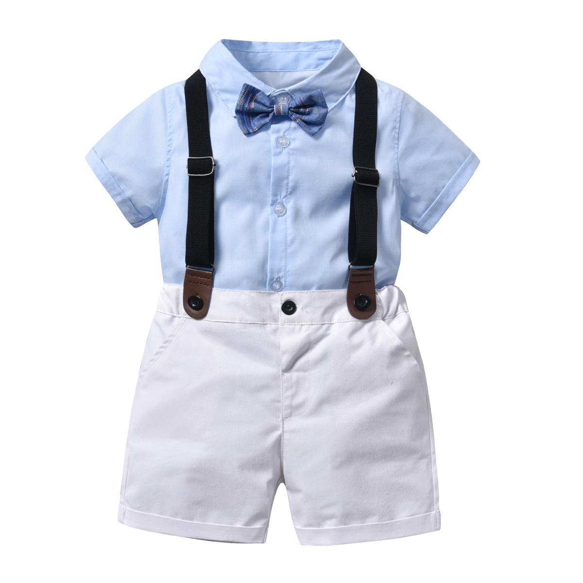 Summer Kids Suits Blazers for Boy Costum 2019 Baby Boys Shirt Overalls Suit Boys Formal Wedding Wear Cotton Children ClothingSummer Kids Suits Blazers for Boy Costum 2019 Baby Boys Shirt Overalls Suit Boys Formal Wedding Wear Cotton Children Clothing