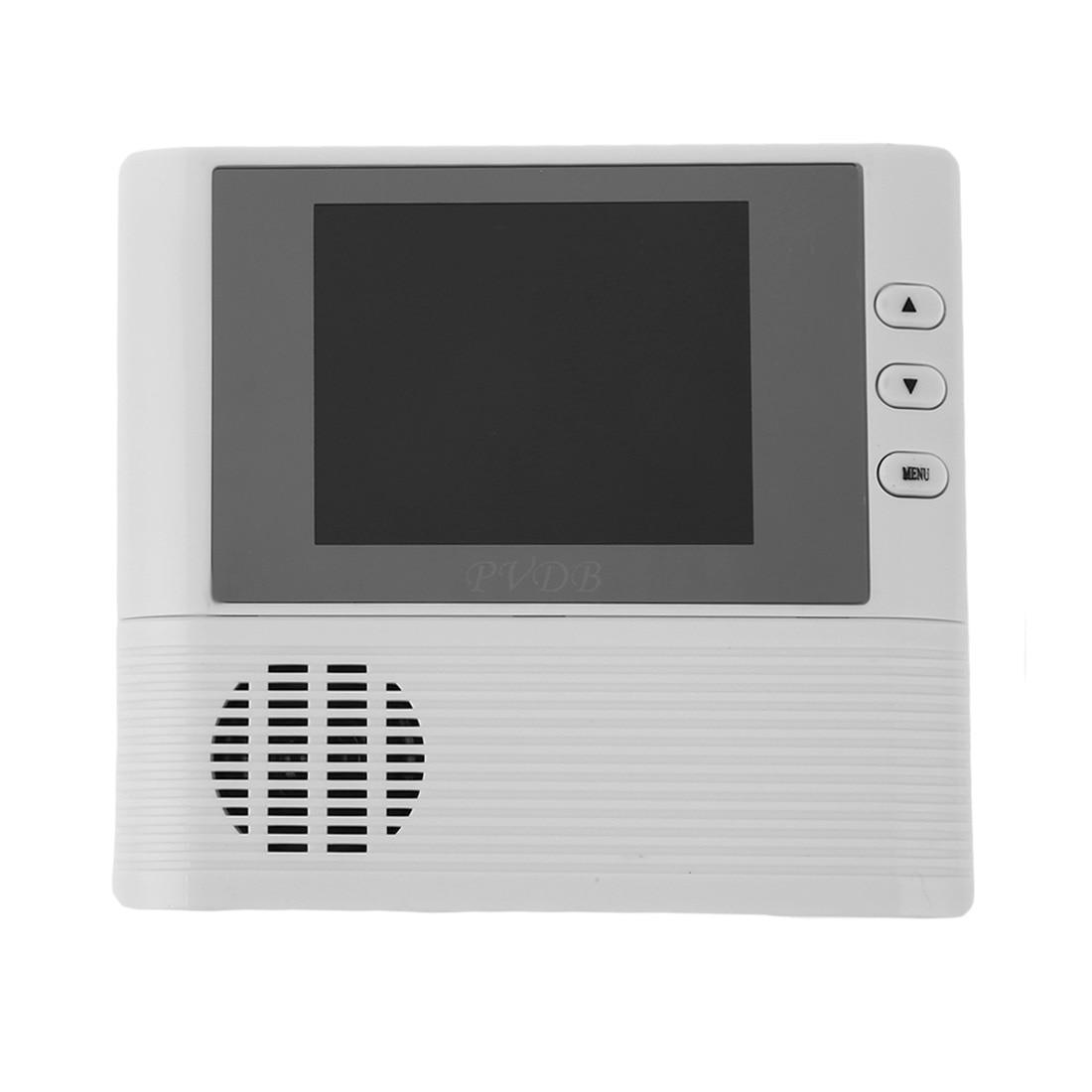 Digital Viewfinder Judas 2.8 LCD 3x Zoom door bell for safety Drop ShippingDigital Viewfinder Judas 2.8 LCD 3x Zoom door bell for safety Drop Shipping