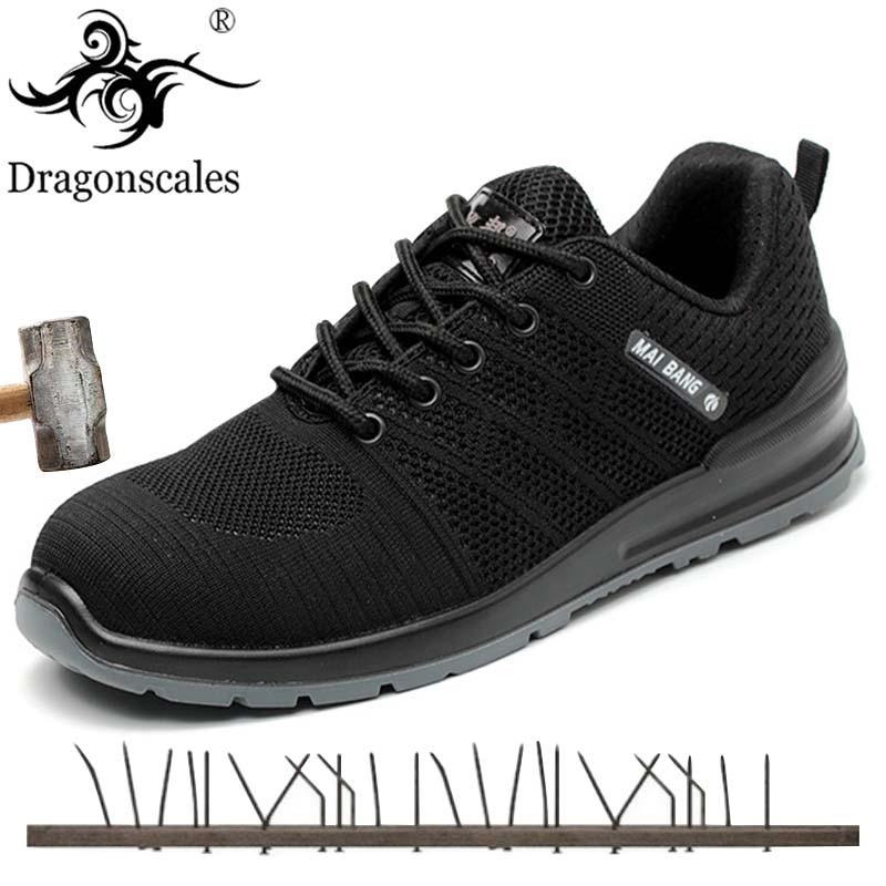 Taille La Grande Construction 46 Shoes Travail Shoes Bottes Embout Chaussures De red 35 Sécurité Hommes Site blue Extérieur Black Shoes Acier Respirant Des Protection Pour En MpGSzLUVjq