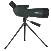 HD 20-60x60 зум водонепроницаемый Зрительная труба длинный диапазон целевой съемки Монокуляр телескоп с треногой телефон клип для Birdwatch