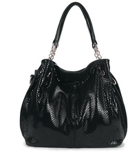 2017 schlange Frauen Echtem Leder Handtaschen Designer-handtaschen Hoher Qualität Dame Real Woman crossbody Messenger Bags Tote X-4