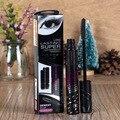 Mulheres marca de maquiagem rímel à prova d' água alongamento ondulação grosso creme maquillage maquiagem rápida seca cílios deeper26804