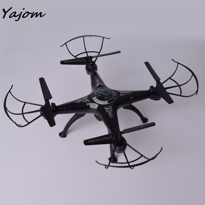 ФОТО 2017 New Hot Sale X5SW-1 6-Axis Gyro 2.4G 4CH Real-time Images Return RC FPV Quadcopter drone wifi Brand New High Quality Feb 24