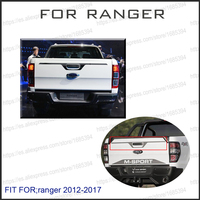 2012 2017 Suitable Ford Ranger Accessories Tailgate Trim Graphic Vinyl For Ford Ranger T6 T7 Car