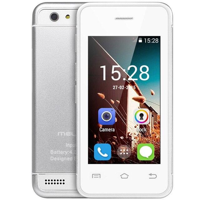 2017 Наименьший телефон android 3 Г WI-FI Ultra slim mini I6 мобильный телефон MTK6572 Dual основные сотовые телефоны для детей kids Melrose S9
