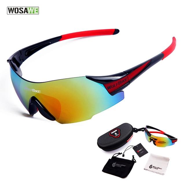 22ac05b822d27 UV400 Das Mulheres dos homens Óculos de Ciclismo Ao Ar Livre Bicicleta Do  Esporte de Montanha