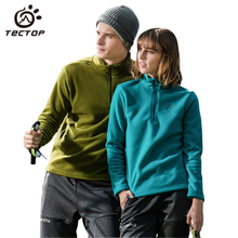 Tectop NEW Brand Winter Polar Fleece Hiking Jackets Men Women Warm Windproof Coat For Trekking Ski Outdoor Sport Jacket,AM056