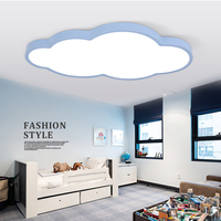 Macaron LED Cloud Children Ceiling Lamp Ceiling Light Acryl High Brightness Chip High Lumens Flush Mount