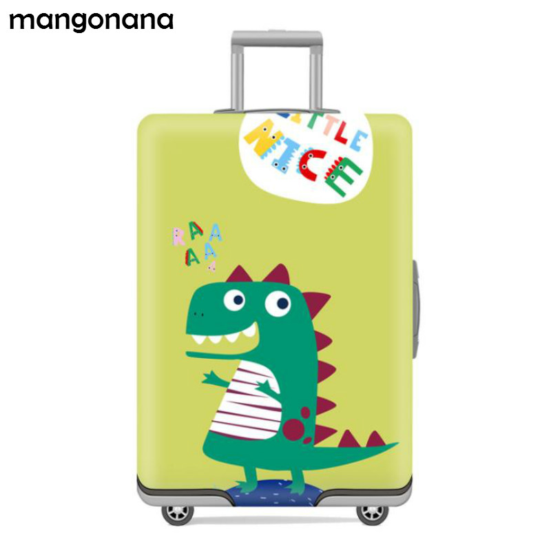d3a80599103a ancient animal dinosaur / t rex luggage cover Travel Accessories ...
