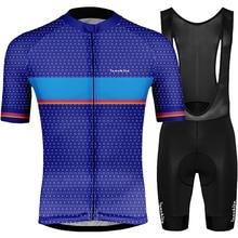 Roupa ciclismo Terno de manga curta 2019 RUNCHITA cycling jersey short sleeve set MTB Sport Wear bicicleta maillot kit
