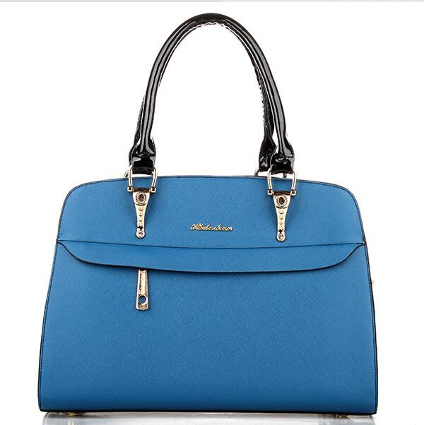 hk dashan brand 2016 new women pu leather solid color dress handbags10colorswoman fashion party shoulder bags lady crossbody bag
