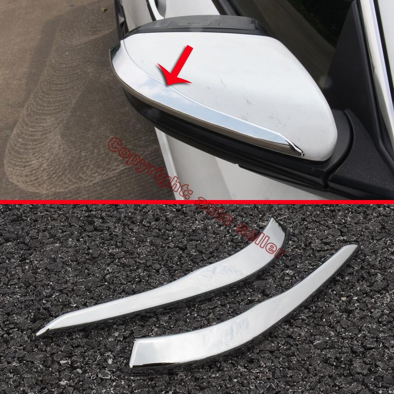 ABS Chrome Side Mirror Trim For Honda Civic 2016 2017 In Mirror U0026 Covers  From Automobiles U0026 Motorcycles On Aliexpress.com | Alibaba Group