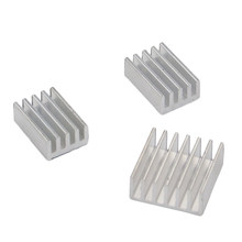 Heatsink for Orange Pi PC Aluminum Heat sink Set Kit Radiator for Cooling Orange Pi PC(China)