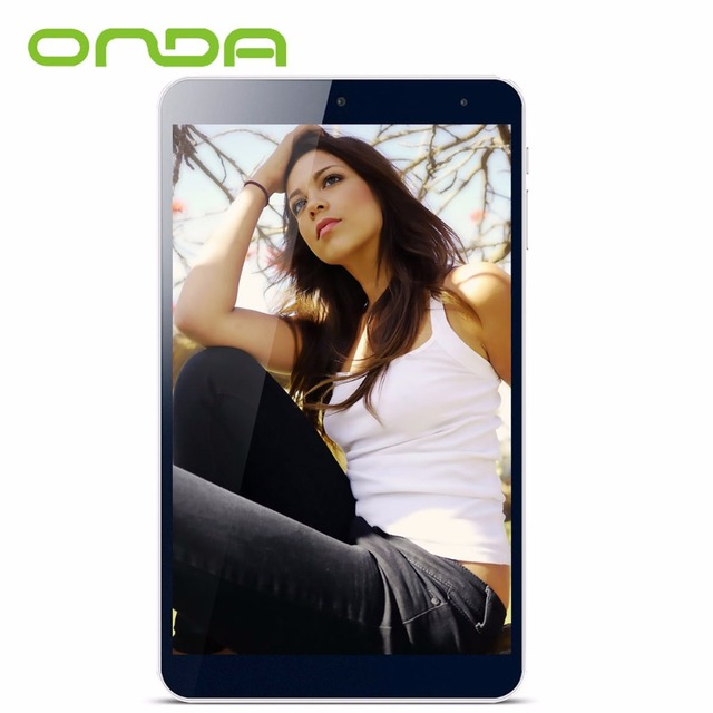 Original Onda V80 SE Android 5.1 Tablet PC Intel Baytrail Z3735F Pink/Blue 8.0 inch OGS IPS Screen 2GB RAM 32GB ROM Bluetooth