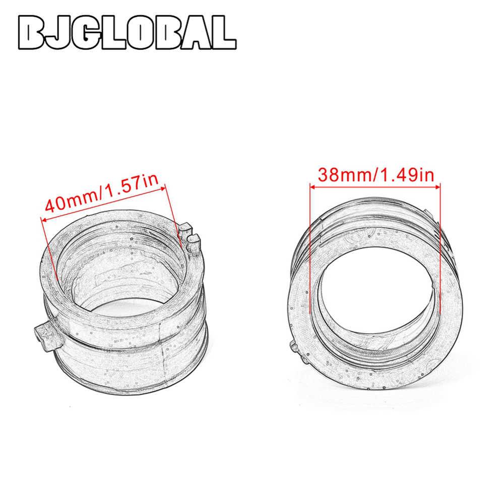 دراجة نارية المكربن LCD مهايئ لشاشة كمية الأنابيب لهوندا ستيد 400 VRX400T NC33 NV400 CJ/CK CS/CV ستيد 400 16211-MR1-690