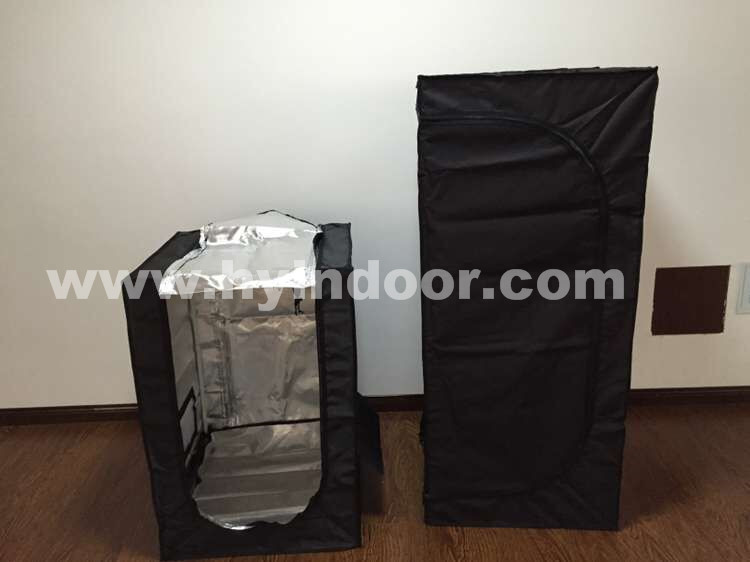 FREE SHIPPING 24* 24* 36INCH(60x60x90cm)MINI indoor Hydroponics Grow Tent Greenhouse Reflective Mylar Non Toxic Room-in Garden Greenhouses from Home ... & FREE SHIPPING 24* 24* 36INCH(60x60x90cm)MINI indoor Hydroponics ...