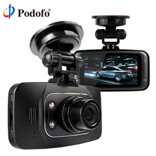 Podofo Dash Camera Original Novatek GS8000L Car DVR 1080P Full HD 2.7″ Dash Cam Night Vision G-Sensor Driving Recorder Dashboard
