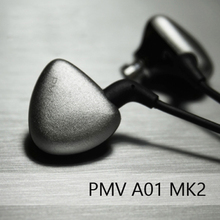 PMV A-01 MK2 Dynamic and 2BA Triple Driver In Ear Audiophile Earphone HiFi Earbuds In-Ear Monitor