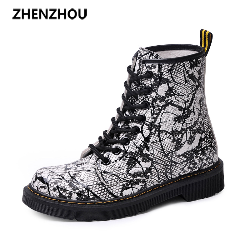 Free shipping Zhen zhou 2017 new spring and autumn period British style Martin boots and shoe boots new original 516 356 sa24 s4 c warranty for two year